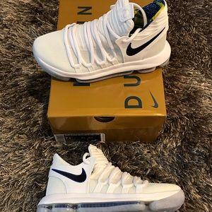 watch c4a26 c2afa Nike. Nike Zoom KD 10 Limited NBA GS  Warriors ...